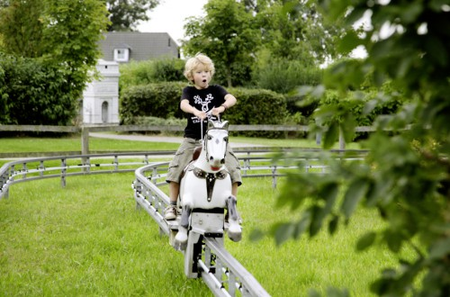 Pferdereitbahn